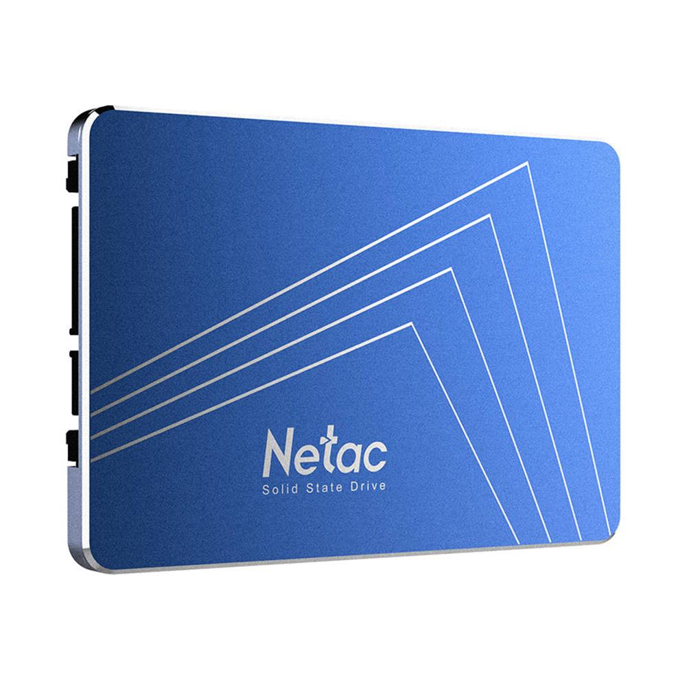 ssd-hdd-enclosures Netac N600S 512GB SSD 2.5 Inch Solid State Drive SATA3 Interface Read Speed 500MB/s - Blue Netac N600S 512GB SSD 2 5 Inch Solid State Drive SATA3 Interface Read Speed 500MB s Blue 3