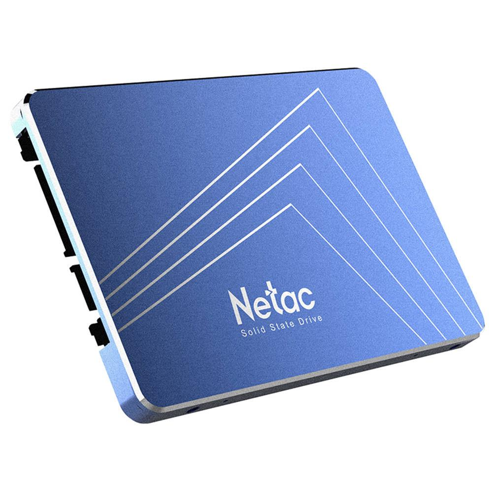 ssd-hdd-enclosures-Netac N600S 720GB SSD 2.5 Inch Solid State Drive SATA3 Interface Read Speed 500MB/s - Blue-Netac N600S 720GB SSD 2 5 Inch Solid State Drive SATA3 Interface Read Speed 500MB s Blue 7