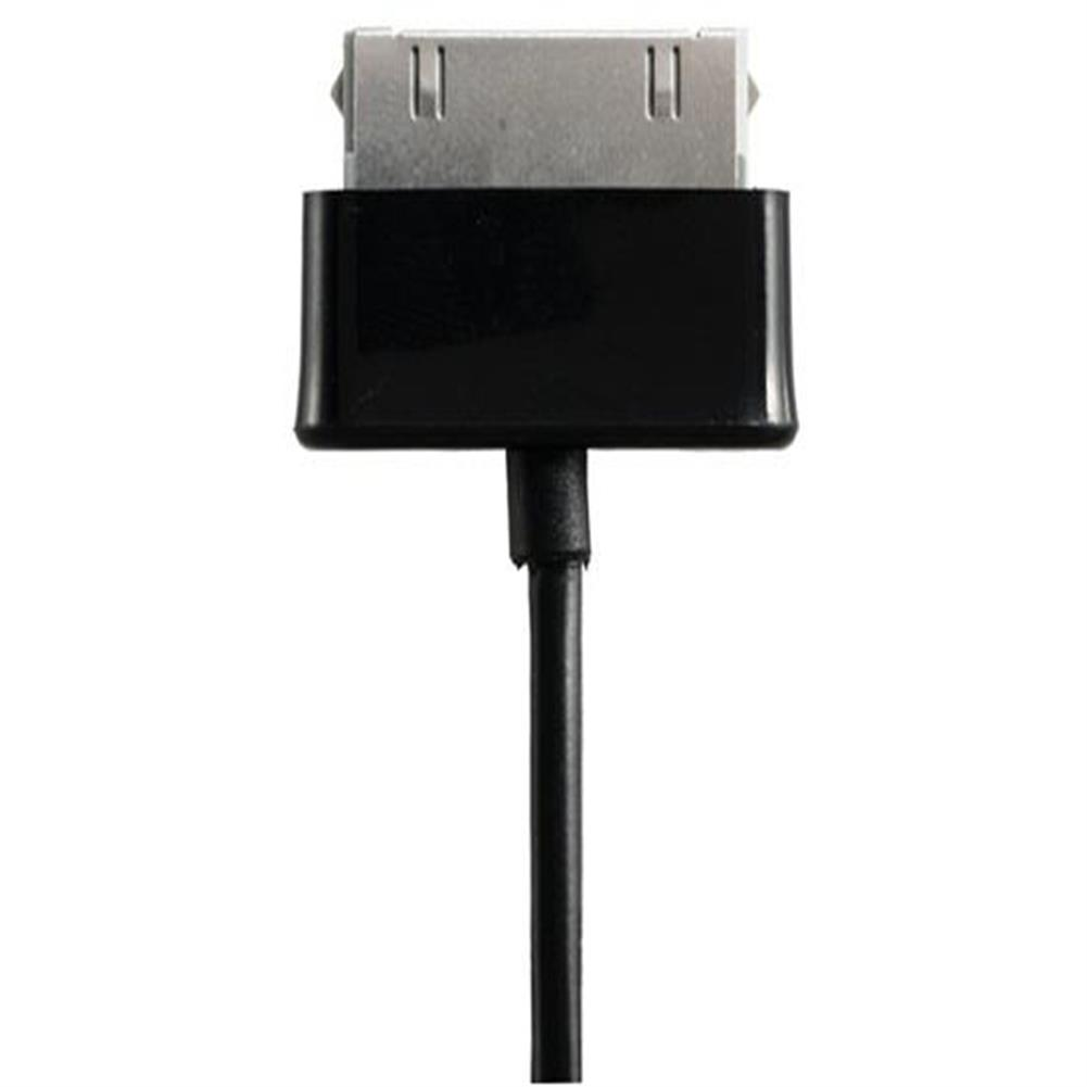 adapters OTG Connecting Cable for Samsung Tablet PC (Black) OTG Connecting Cable for Samsung Tablet PC Black 1