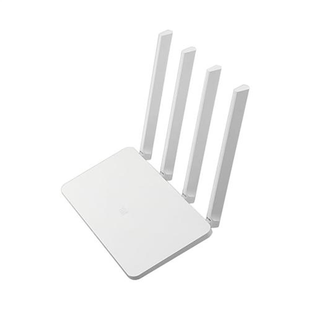 routers-modems-Original Xiaomi Mi WiFi Router 3C 2.4GHz 802.11n 300Mbps 64MB ROM 4 Antennas Smart WiFi Repeater APP Control Support iOS Android - White-Original Xiaomi Mi WiFi Router 3C 2 4GHz 802 11n 300Mbps 64MB ROM 4 Antennas Smart WiFi Repeater APP Control Support iOS Android White