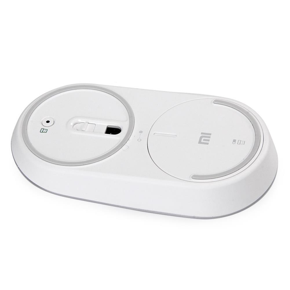 wireless-mouse-Original Xiaomi Portable Mouse Mi Mouse Bluetooth 4.0 / RF 2.4GHz Wireless Dual Modes Connection for PC Laptop - Silver-Original Xiaomi Portable Mouse Mi Mouse Bluetooth 4 0 RF 2 4GHz Wireless Dual Modes Connection for PC Laptop Silver 10