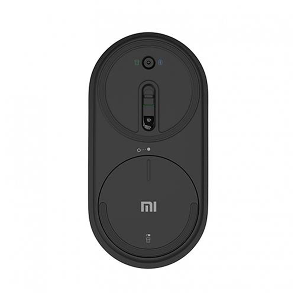 wireless-mouse-Original Xiaomi Wireless Portable Mouse Bluetooth 4.0 RF 2.4GHz Dual Modes Connection For PC Laptop - Gray-Original Xiaomi Wireless Portable Mouse Bluetooth 4 0 RF 2 4GHz Dual Modes Connection For PC Laptop Gray 1