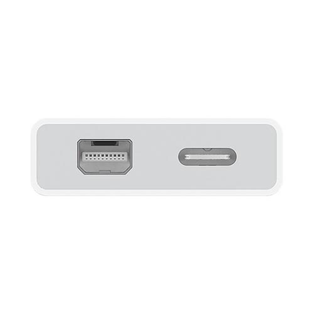adapters Original Xiaomi ZJQ02TM Type-C to Mini Displayport Multifunctional Adapter - White Original Xiaomi ZJQ02TM Type C to Mini Displayport Multifunctional Adapter White 1