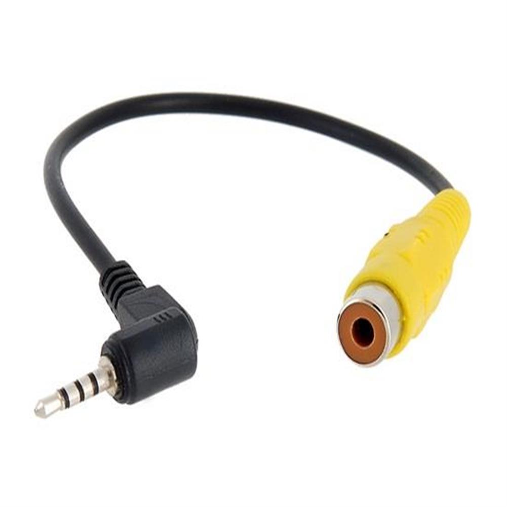 computer-networking-cables RCA to 2.5mm AV-IN Female Cable RCA to 2 5mm AV IN Female Cable