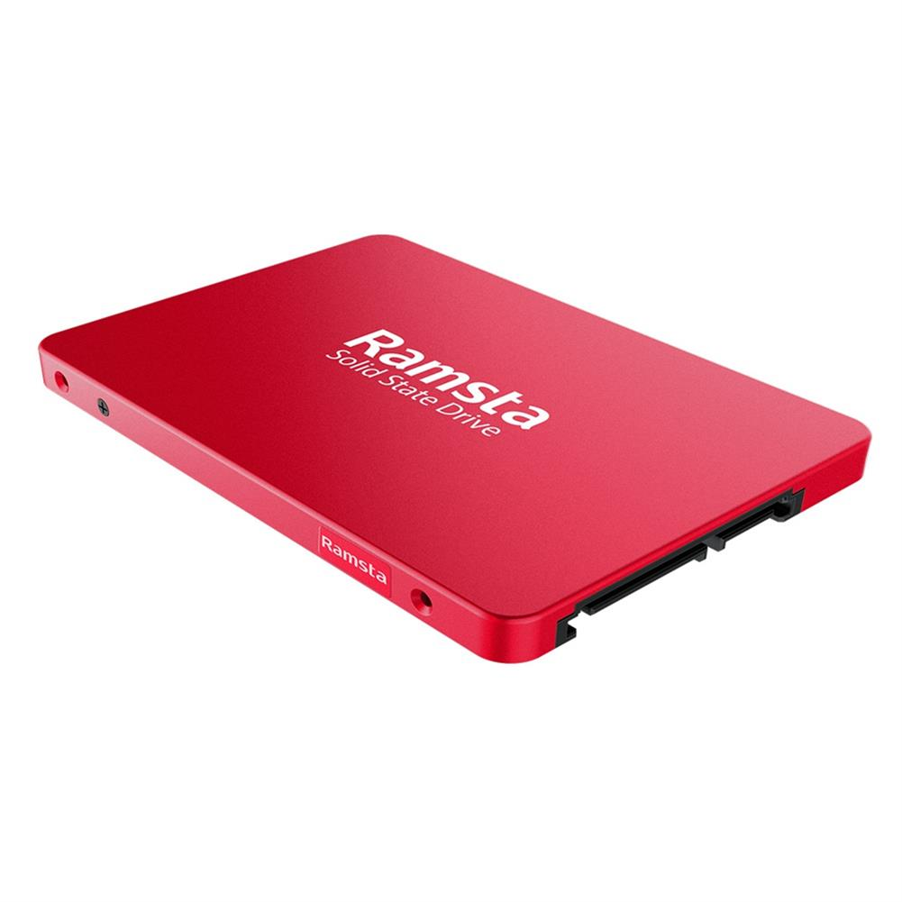 ssd-hdd-enclosures Ramsta S600 120GB SATA3 High Speed SSD Solid State Drive Hard Disk 2.5 Inch - Red Ramsta S600 120GB SATA3 High Speed SSD Solid State Drive Hard Disk 2 5 Inch Red