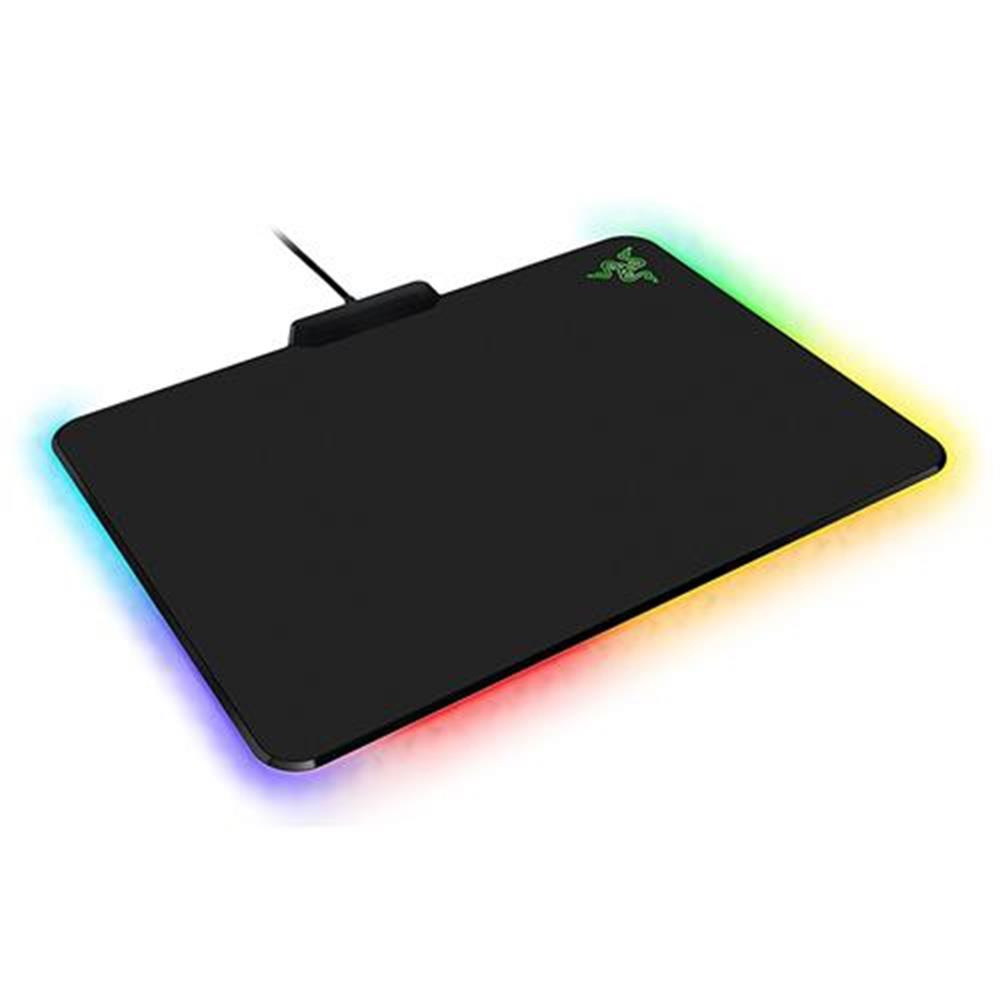 mouse-pads Razer Firefly Cloth Edition Gaming Mouse Mat Customizable RGB Anti-Slip Cloth Mouse Pad - Black Razer Firefly Cloth Edition Gaming Mouse Mat Customizable RGB Anti Slip Cloth Mouse Pad Black 1