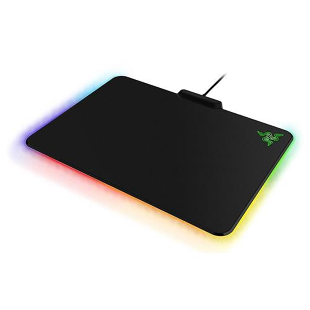 mouse-pads Razer Firefly Cloth Edition Gaming Mouse Mat Customizable RGB Anti-Slip Cloth Mouse Pad - Black Razer Firefly Cloth Edition Gaming Mouse Mat Customizable RGB Anti Slip Cloth Mouse Pad Black 2
