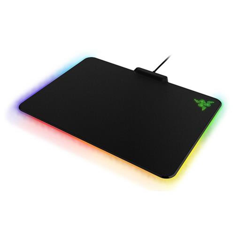 mouse-pads Razer Firefly Cloth Edition Gaming Mouse Mat Customizable RGB Anti-Slip Cloth Mouse Pad - Black Razer Firefly Cloth Edition Gaming Mouse Mat Customizable RGB Anti Slip Cloth Mouse Pad Black 3