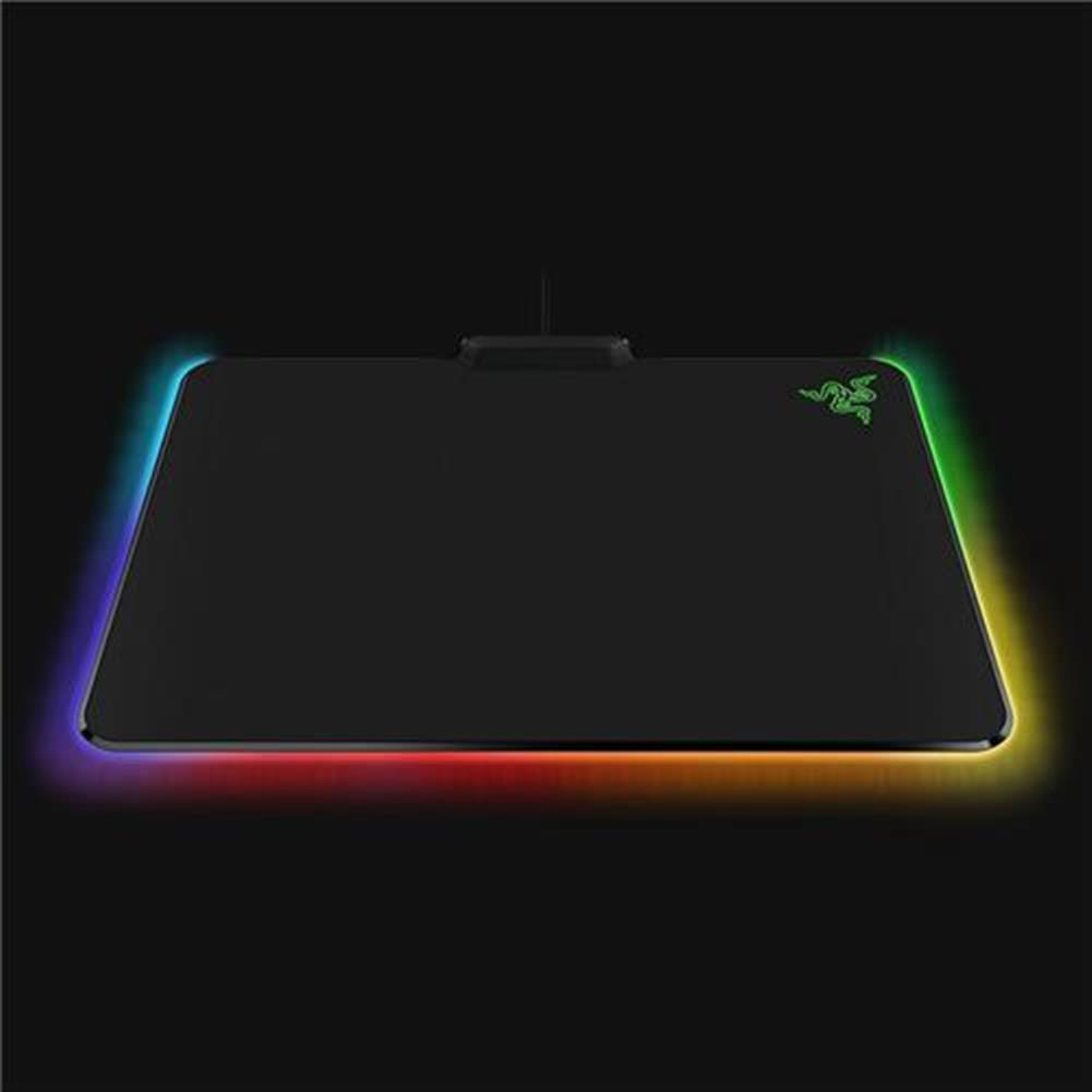 mouse-pads Razer Firefly Cloth Edition Gaming Mouse Mat Customizable RGB Anti-Slip Cloth Mouse Pad - Black Razer Firefly Cloth Edition Gaming Mouse Mat Customizable RGB Anti Slip Cloth Mouse Pad Black 5