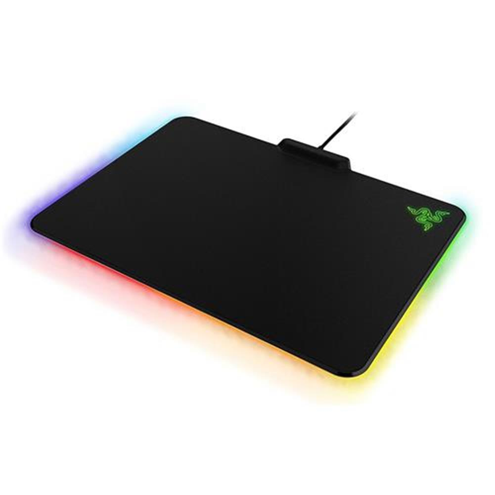 mouse-pads Razer Firefly Hard Gaming Mouse Mat Chroma Customized Lighting Mouse Pad - Black Razer Firefly Hard Gaming Mouse Mat Chroma Customized Lighting Mouse Pad Black 1