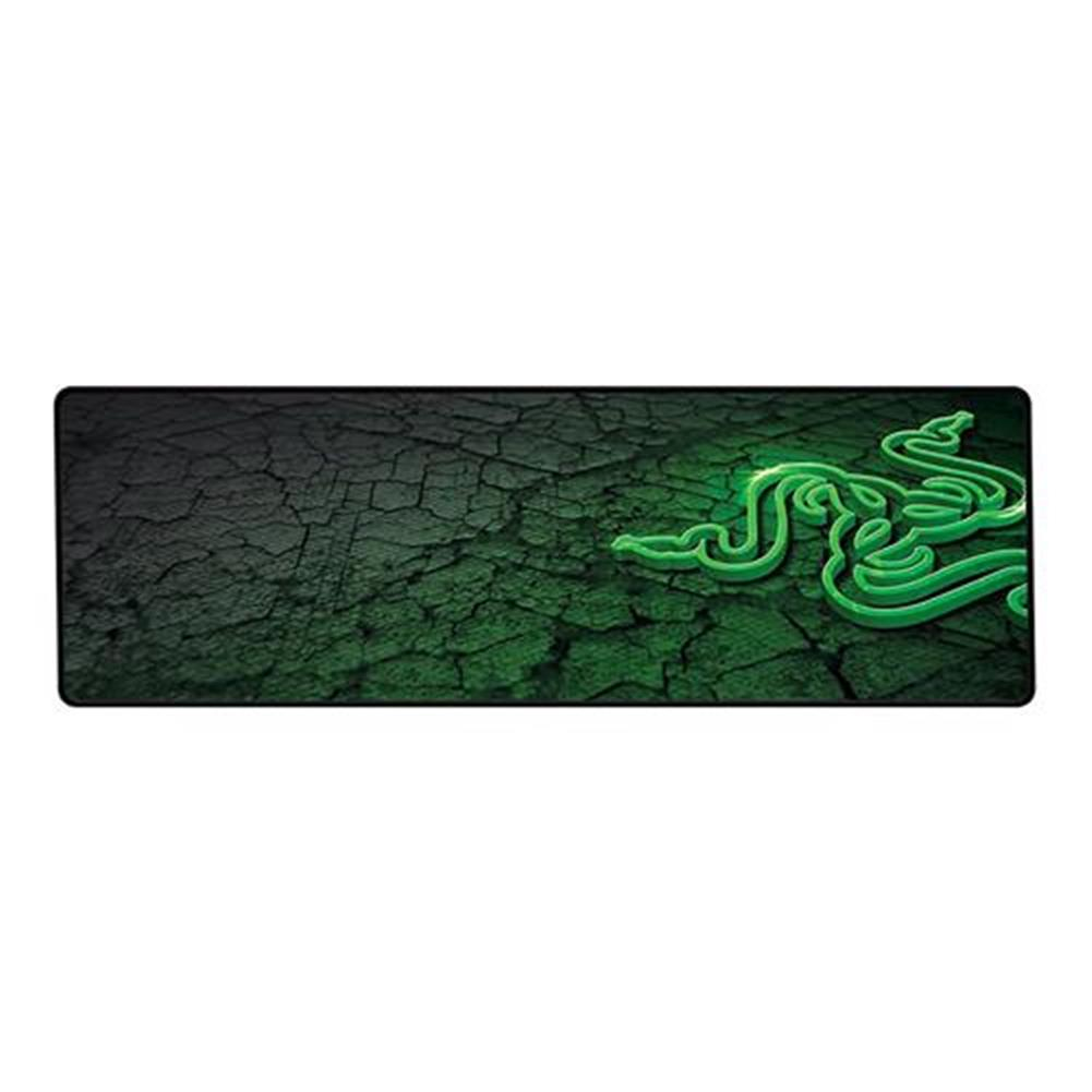 mouse-pads-Razer Goliathus Control Fissure Edition Professional Gaming Mouse Mat Precision Cloth 294mm x 920mm Extended Mouse Pad  - Green-Razer Goliathus Control Fissure Edition Professional Gaming Mouse Mat Precision Cloth 294mm x 920mm Extended Mouse Pad Green