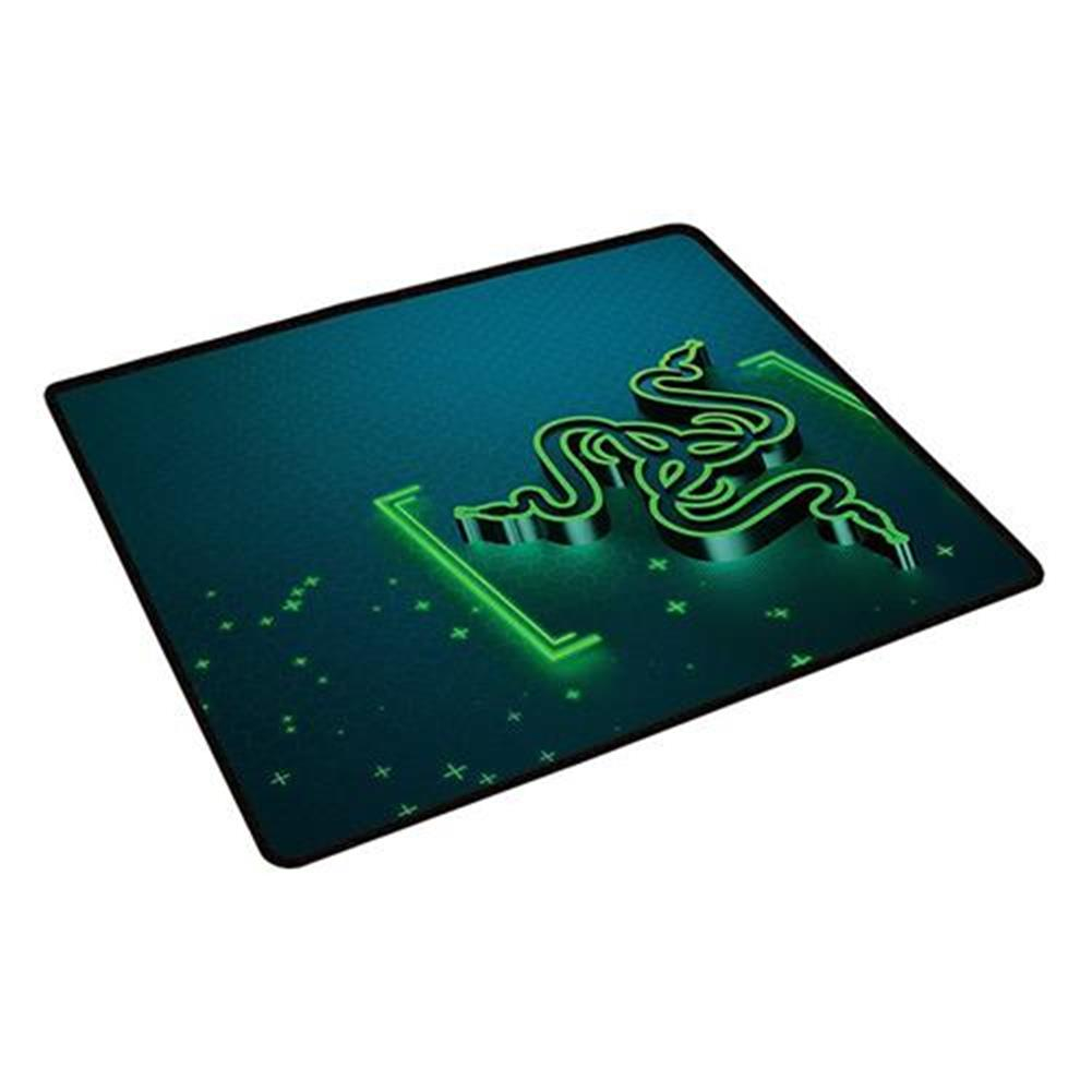 mouse-pads Razer Goliathus Control Gravity Edition Gaming Mouse Mat Professional Precision Cloth 355mm x 444mm - Green Razer Goliathus Control Gravity Edition Gaming Mouse Mat Professional Precision Cloth 355mm x 444mm Green 1