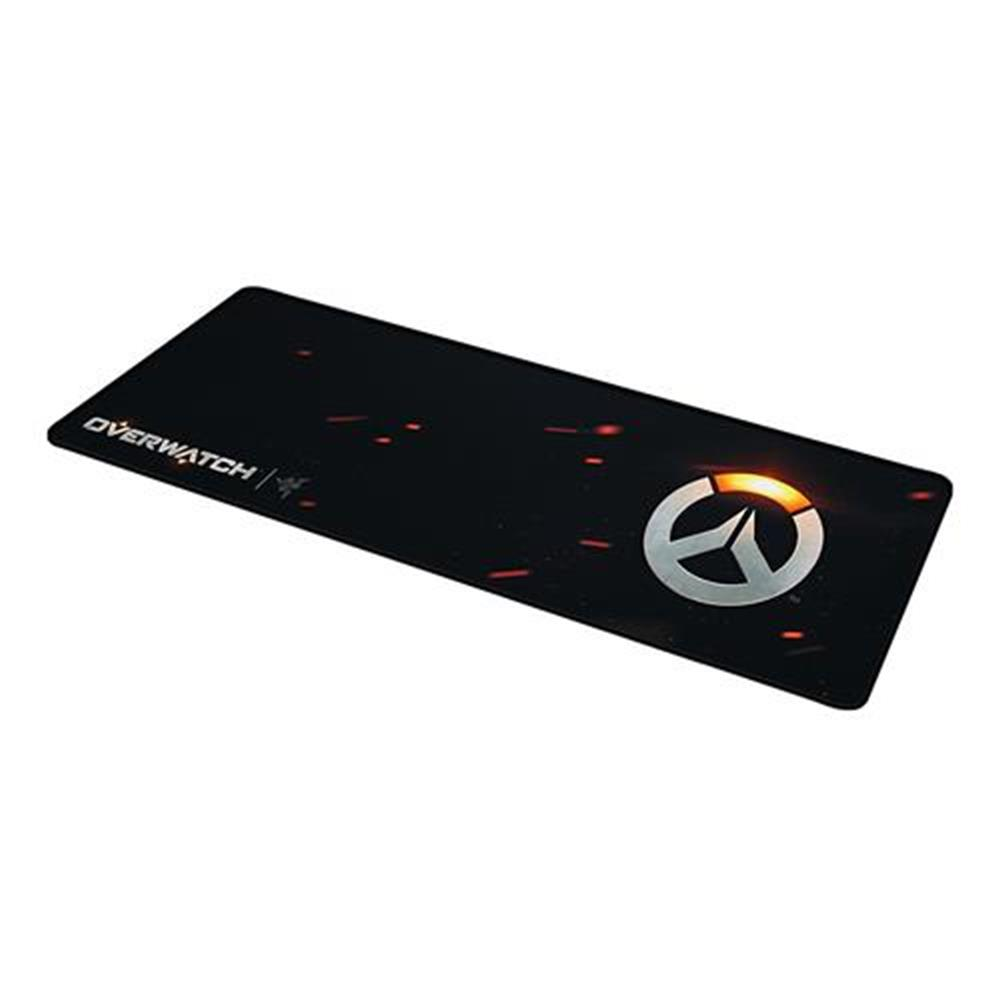 mouse-pads Razer Goliathus Overwatch Mouse Mat Anti-Slip Professional-grade Gaming Mouse Mat Razer Speed Surface 920 x 294mm - Black Razer Goliathus Overwatch Mouse Mat Anti Slip Professional grade Gaming Mouse Mat Razer Speed Surface 920 x 294mm Black 3