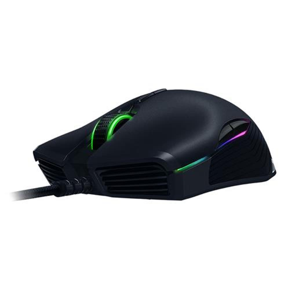 wired-mouse Razer Lancehead Tournament Edition Wired Gaming Mouse 16000 DPI 9 Buttons Ambidextrous - Black Razer Lancehead Tournament Edition Wired Gaming Mouse 16000 DPI 9 Buttons Ambidextrous Black 4