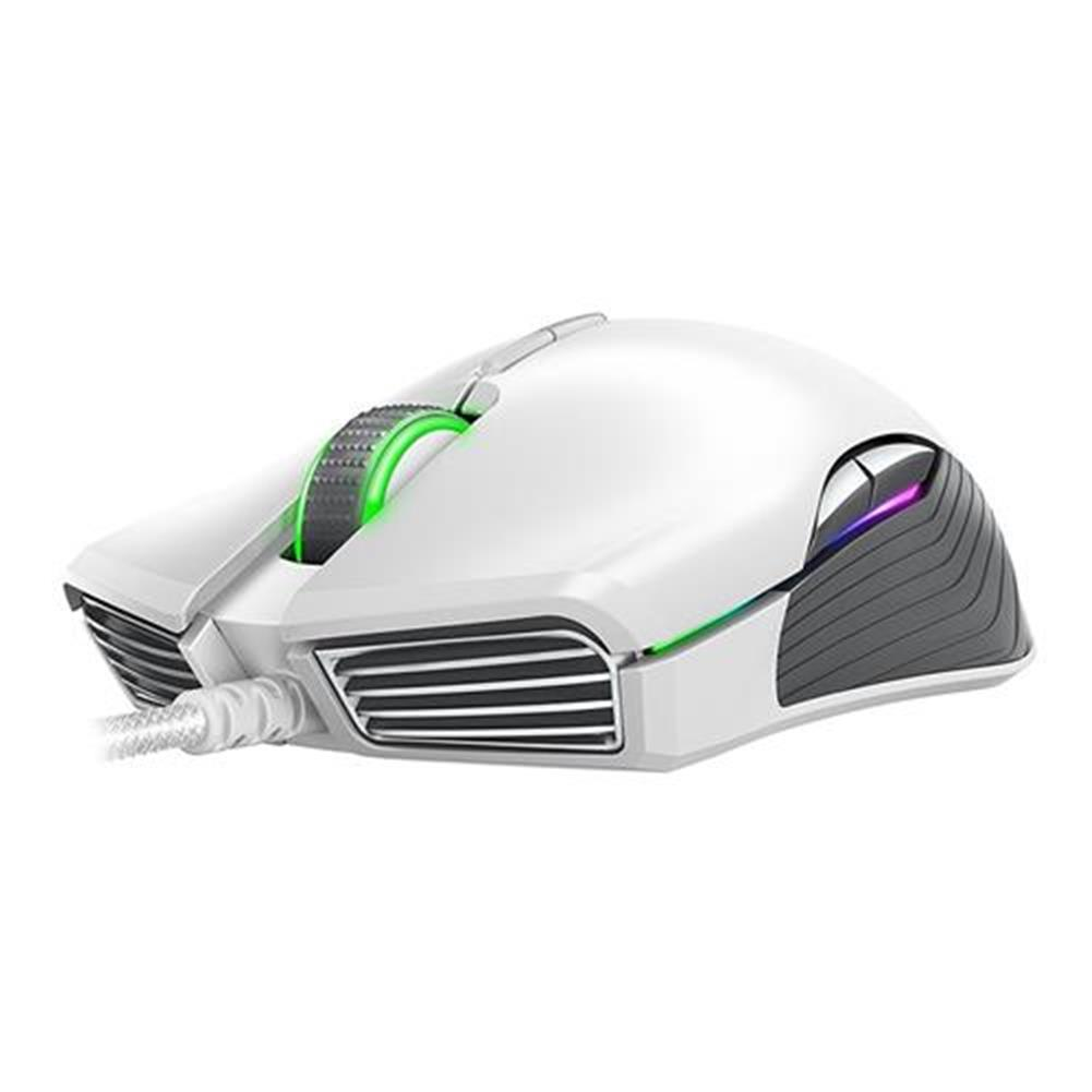 wired-mouse Razer Lancehead Tournament Edition Wired Gaming Mouse 16000 DPI 9 Buttons Ambidextrous - Mercury White Razer Lancehead Tournament Edition Wired Gaming Mouse 16000 DPI 9 Buttons Ambidextrous Mercury White 2