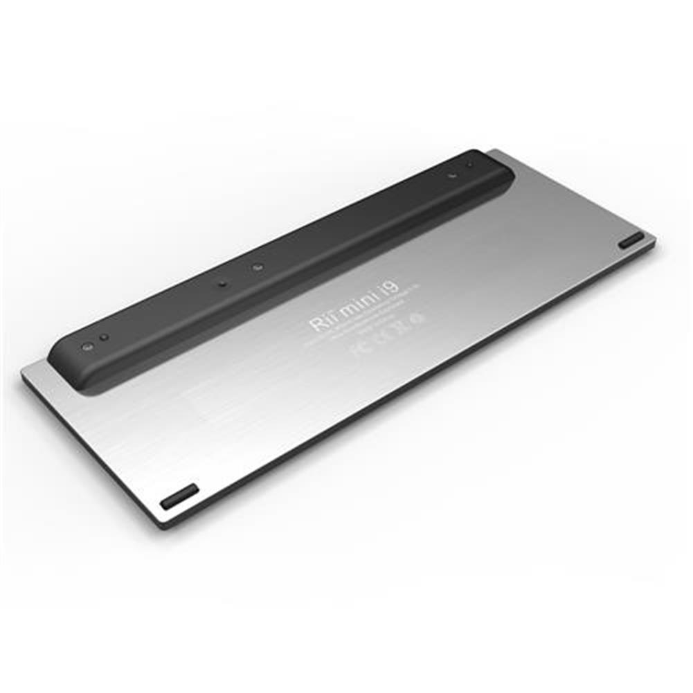 wireless-keyboards Rii Mini i9 Bluetooth Keyboard for iPad iPhone Android MID Metal - Black Rii Mini i9 Bluetooth Keyboard for iPad iPhone Android MID Metal Black 6