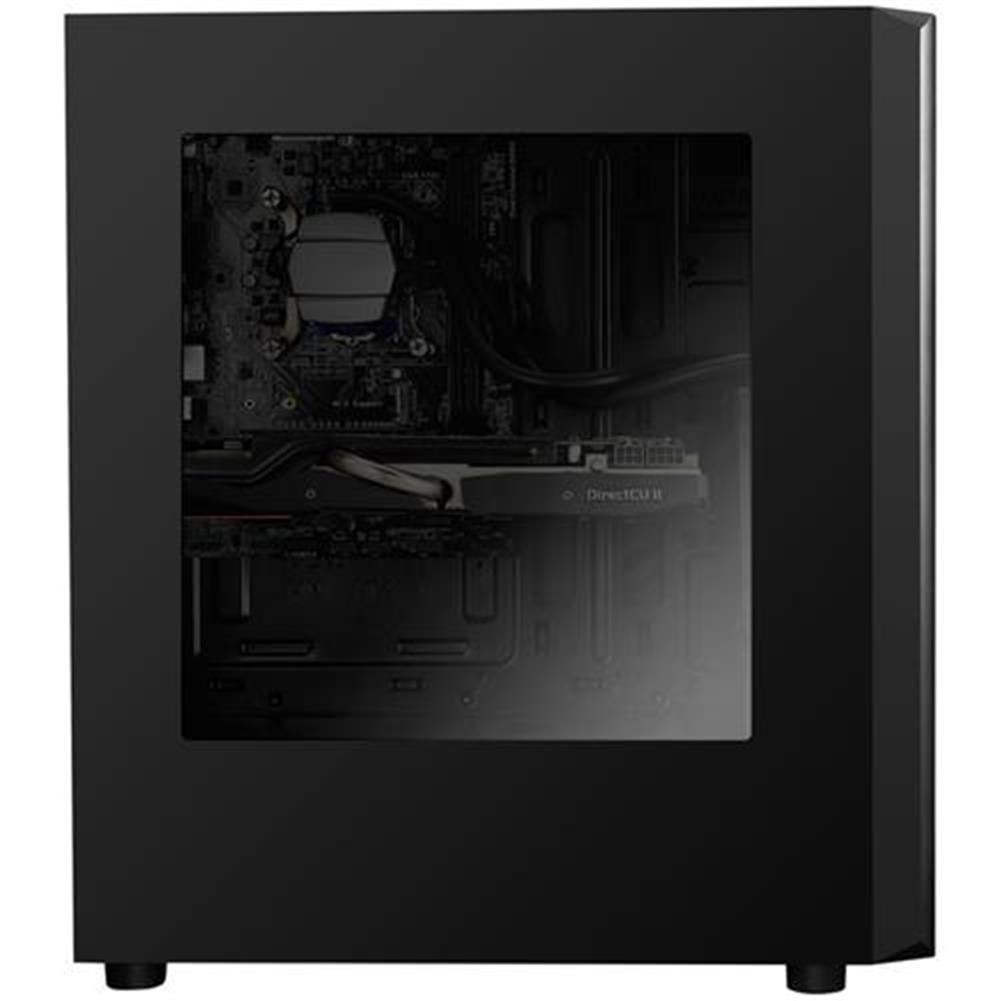 computer-cases Segotep Wider X3 Computer Case Mainframe 360mm Cooling Fan Computer Box - Black Segotep Wider X3 Computer Case Mainframe 360mm Cooling Fan Computer Box Black 5