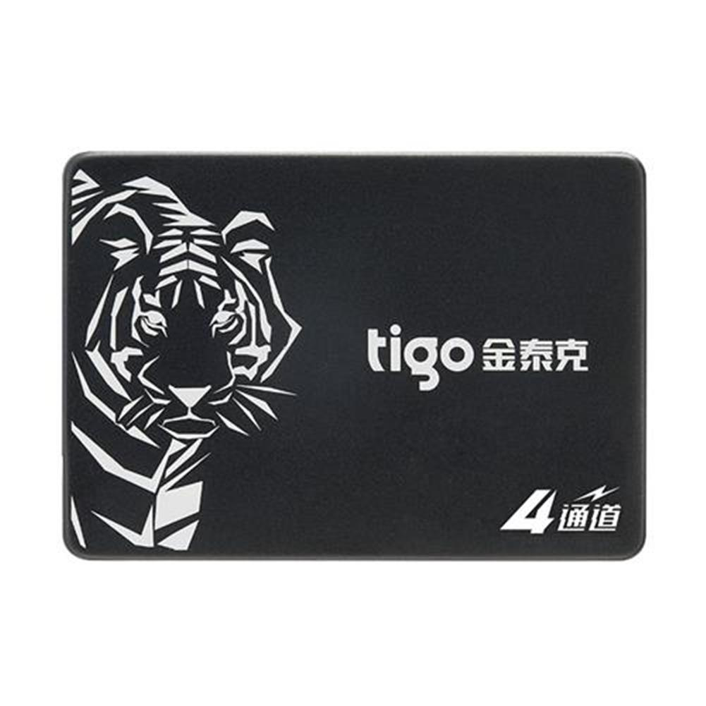 ssd-hdd-enclosures-Tigo S300 240GB Solid State Drive 2.5 Inches SSD Hard Disk With SATA3 6Gb/s Interface - Black-Tigo S300 240GB Solid State Drive 2 5 Inches SSD Hard Disk With SATA3 6Gb s Interface Black