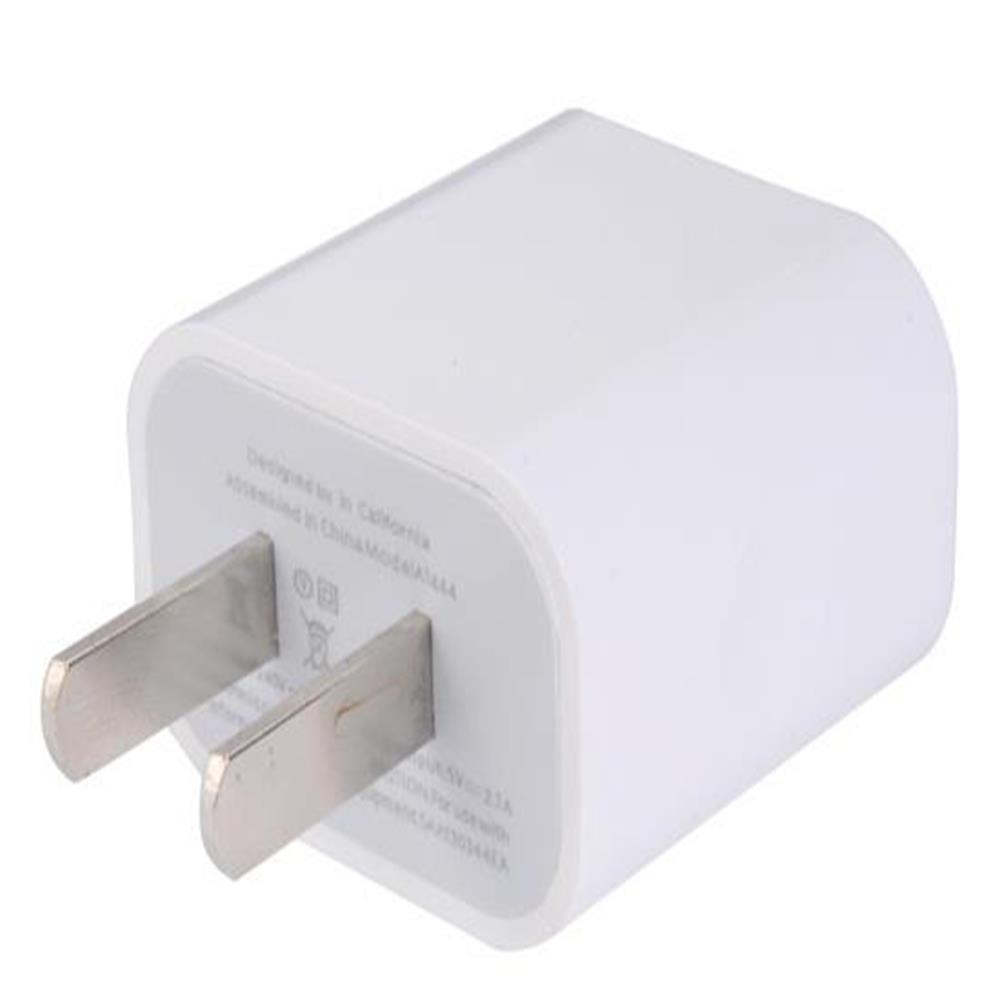 adapters US Plug 0.3A 2.1A Dual USB Port Charger - White US Plug 0 3A 2 1A Dual USB Port Charger White 2