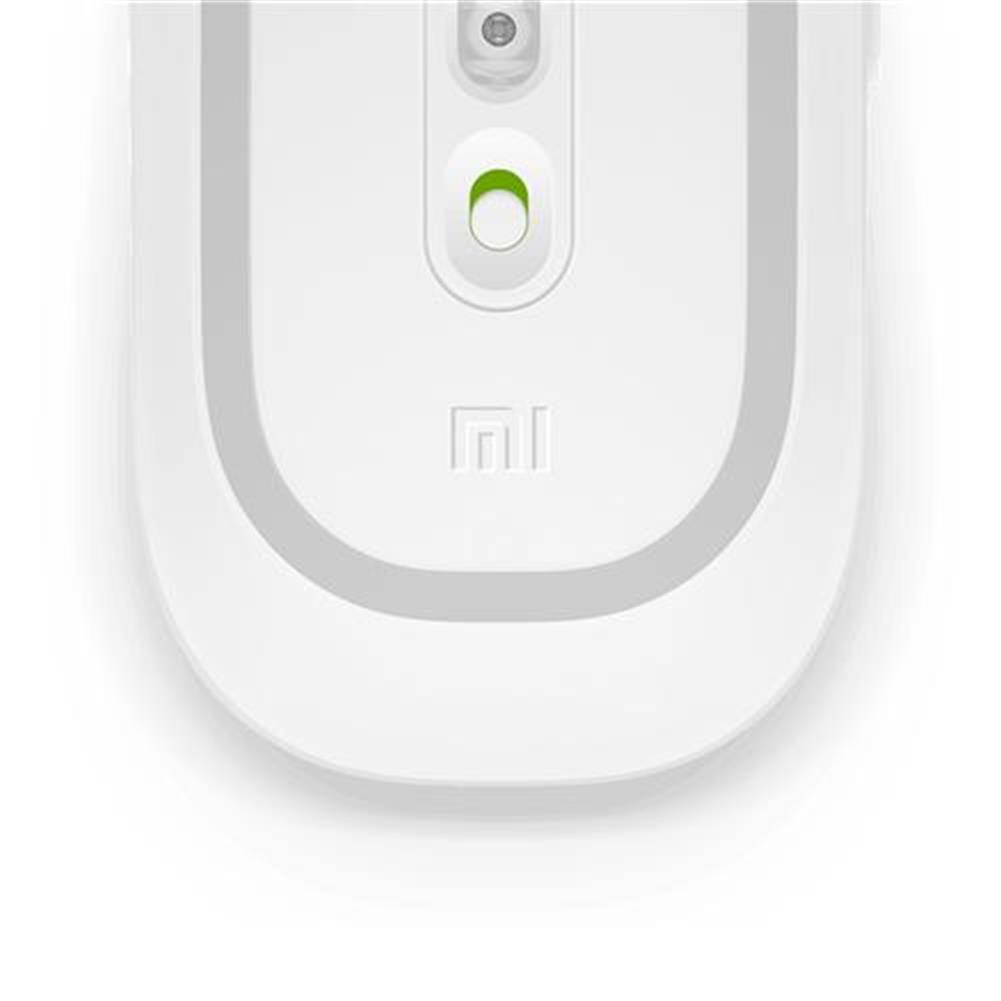 wireless-mouse-Xiaomi Mouse 2 WSB01TM RF 2.4G 1200DPI 4 Keys Mi Wireless Mouse - White-Xiaomi Mouse 2 WSB01TM RF 2 4G 1200DPI 4 Keys Mi Wireless Mouse White 1