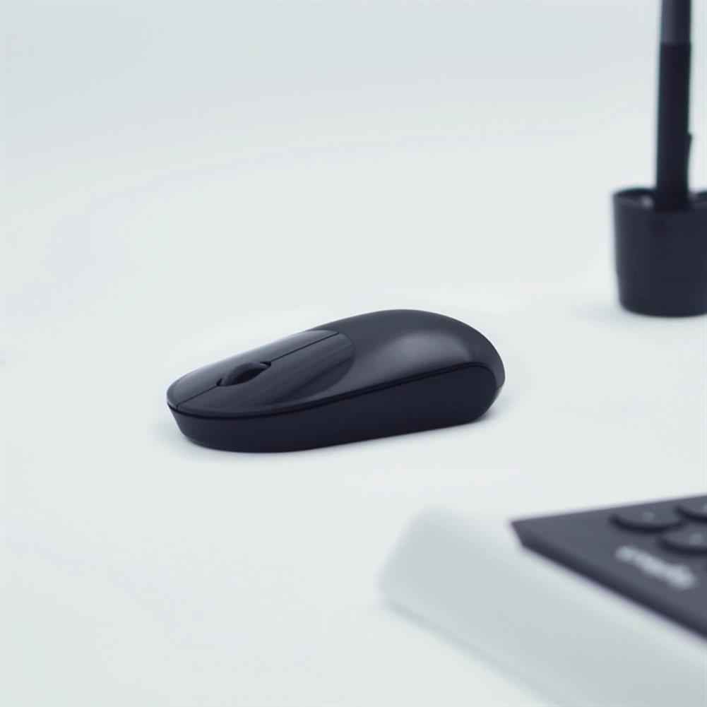 wireless-mouse-Xiaomi Wireless Mouse Lite 1200DPI Hand Feeling Ergonomic Design Comfortable Lightweight - Black-Xiaomi Wireless Mouse Lite 1200DPI Hand Feeling Ergonomic Design Comfortable Lightweight Black 3