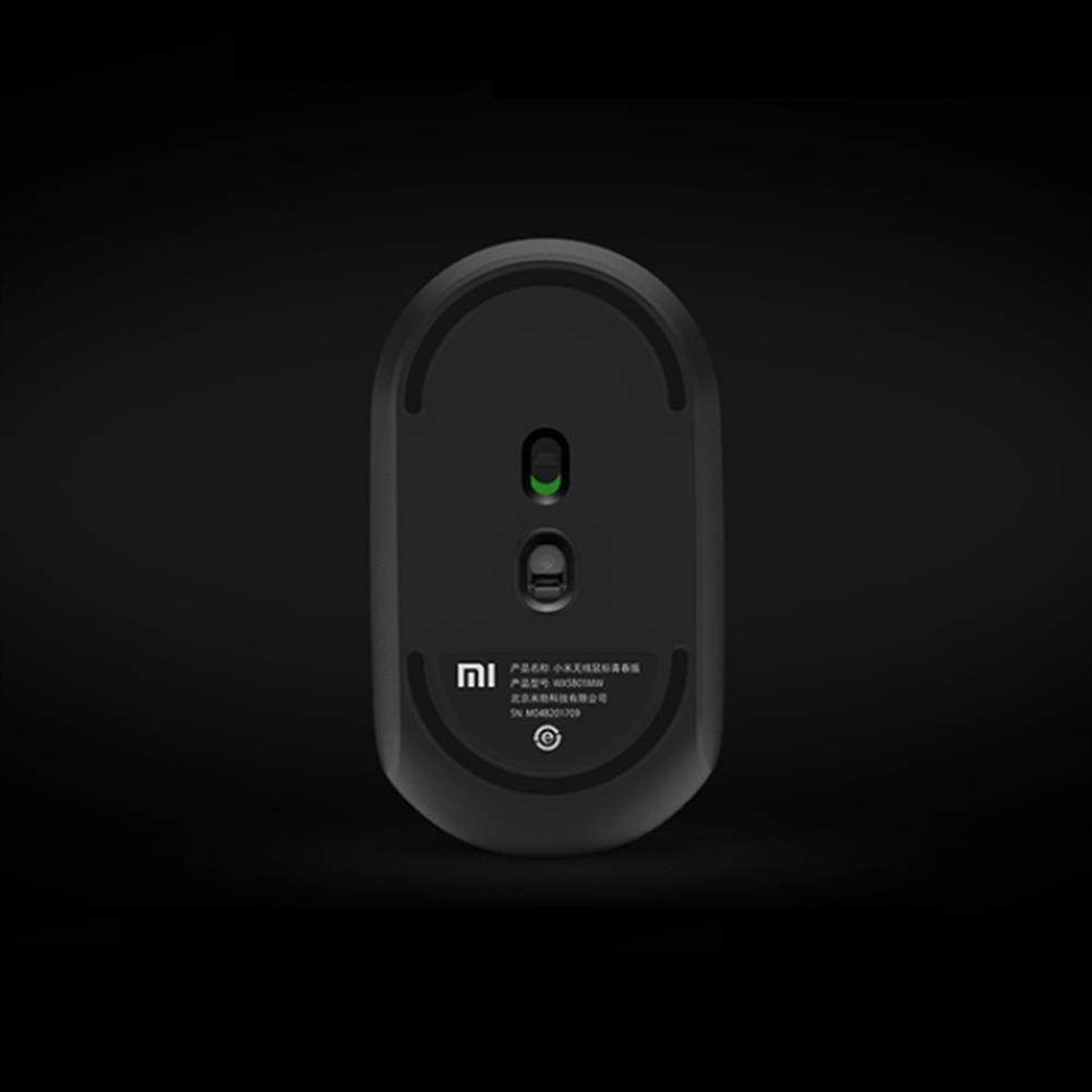 wireless-mouse-Xiaomi Wireless Mouse Lite 1200DPI Hand Feeling Ergonomic Design Comfortable Lightweight - Black-Xiaomi Wireless Mouse Lite 1200DPI Hand Feeling Ergonomic Design Comfortable Lightweight Black 5