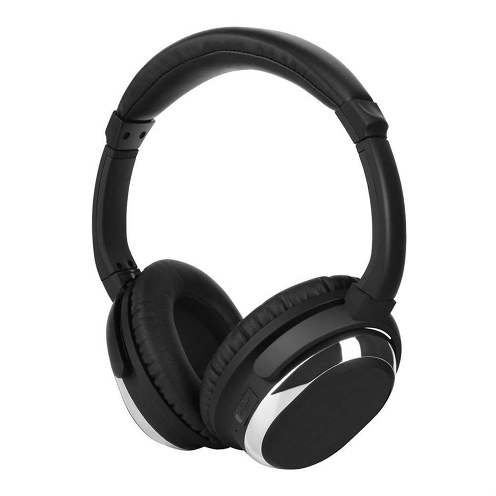 on-ear-over-ear-headphones BH519 Wireless Bluetooth Headphones Active Noise Canceling High Fidelity Stereo for iPhone Android- Black BH519 Wireless Bluetooth Headphones Active Noise Canceling High Fidelity Stereo for iPhone Android Black 1
