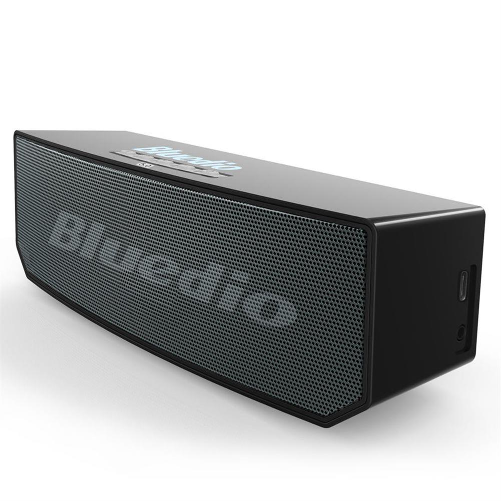 bluetooth-speakers Bluedio BS-6 Mini Bluetooth Speaker with Microphone Smart Cloud Speaker Bluedio BS 6 Mini Bluetooth Speaker with Microphone Smart Cloud Speaker