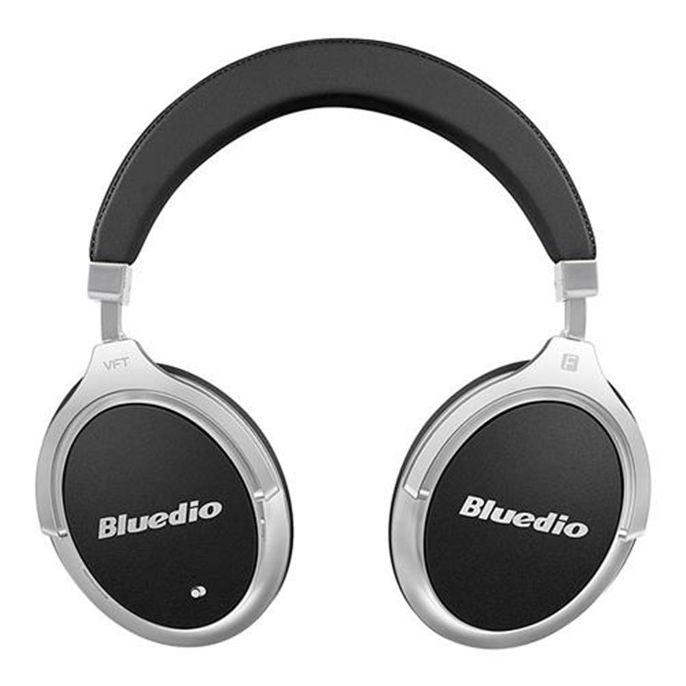 on-ear-over-ear-headphones Bluedio F2 Wireless Bluetooth Headphones with Mic Active Noise Cancelling - Black Bluedio F2 Wireless Bluetooth Headphones with Mic Active Noise Cancelling Black