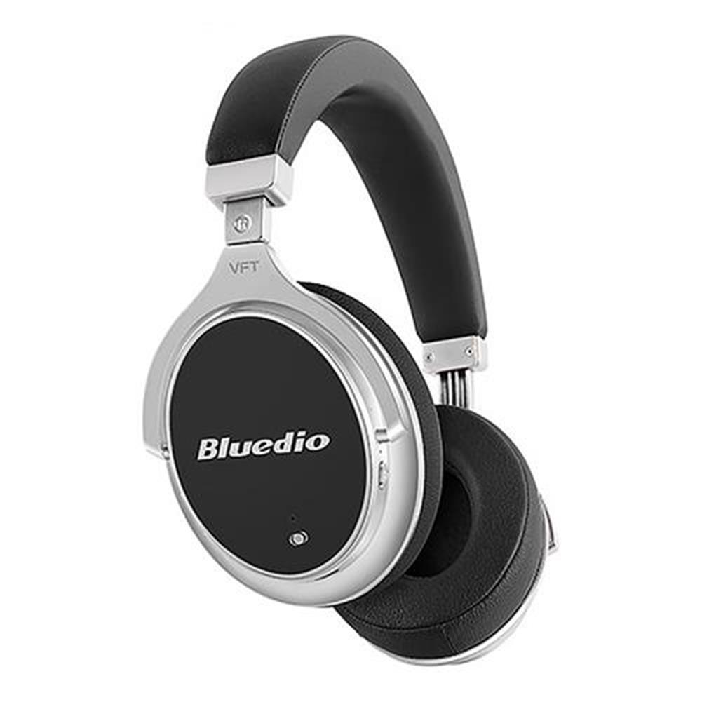 on-ear-over-ear-headphones Bluedio F2 Wireless Bluetooth Headphones with Mic Active Noise Cancelling - Black Bluedio F2 Wireless Bluetooth Headphones with Mic Active Noise Cancelling Black 1