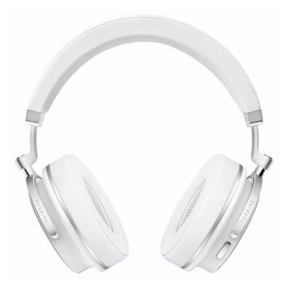 on-ear-over-ear-headphones Bluedio T4S Wireless Bluetooth Headphones with Mic Active Noise Cancelling - White Bluedio T4S Wireless Bluetooth Headphones with Mic Active Noise Cancelling White 1