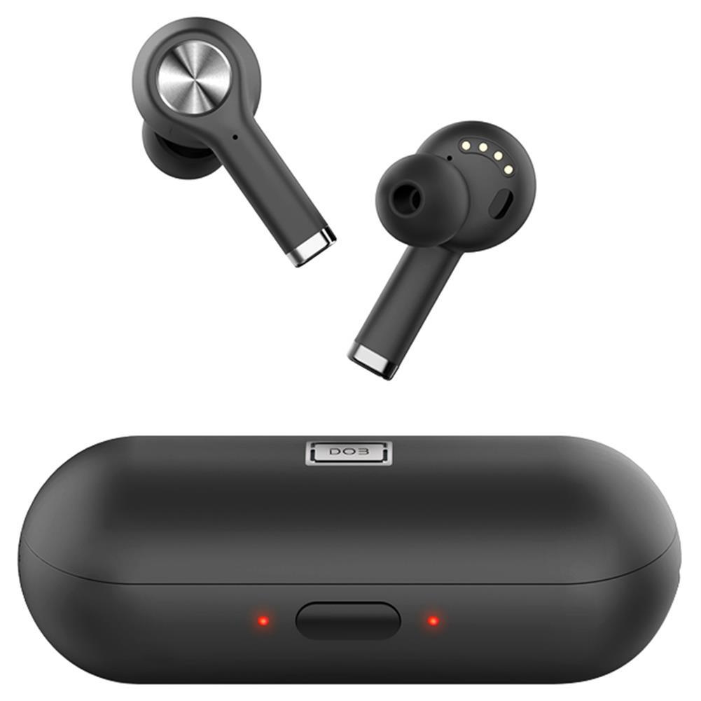 earbud-headphones-DOBTECH DOBT1 TWS Translate Headphones 9 Hours Working Time 29 Languages Dual Bluetooth 5.0 - Black-DOBTECH DOBT1 TWS Translate Headphones 9 Hours Working Time 29 Languages Dual Bluetooth 5 0 Black