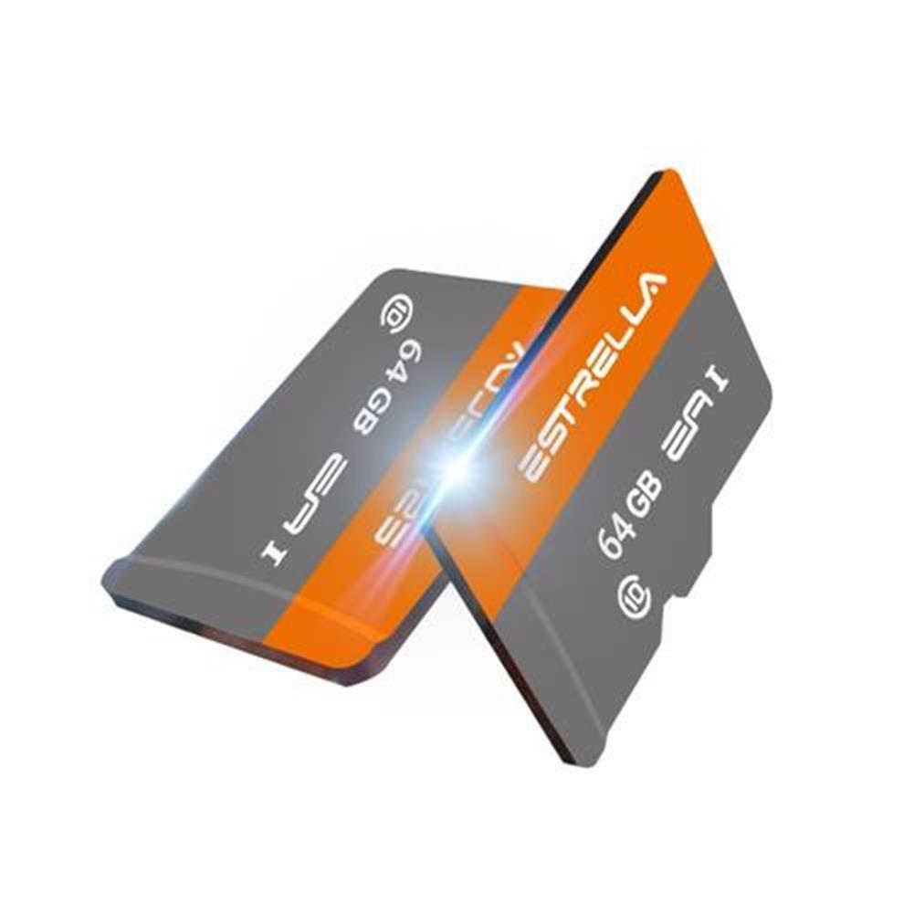 microsd-tf-card ESTRELLA Class10 SDHC 64GB Micro SD Card ESTRELLA Class10 SDHC 64GB Micro SD Card