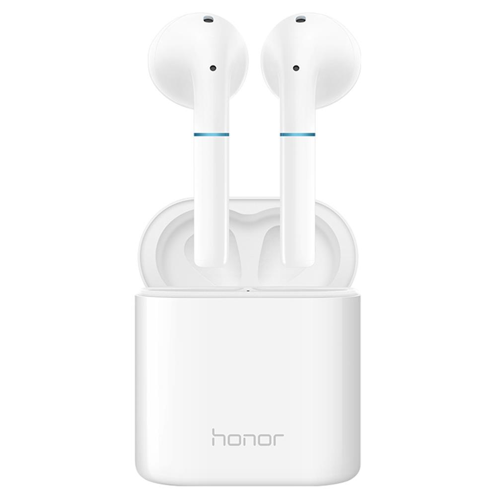 earbud-headphones HUAWEI Honor FlyPods TWS Earbuds Bluetooth 5.0 Touch Control 2.5 Hours Working Time IP54 Water-resistant - White HUAWEI Honor FlyPods TWS Earbuds Bluetooth 5 0 Touch Control 2 5 Hours Working Time IP54 Water resistant White
