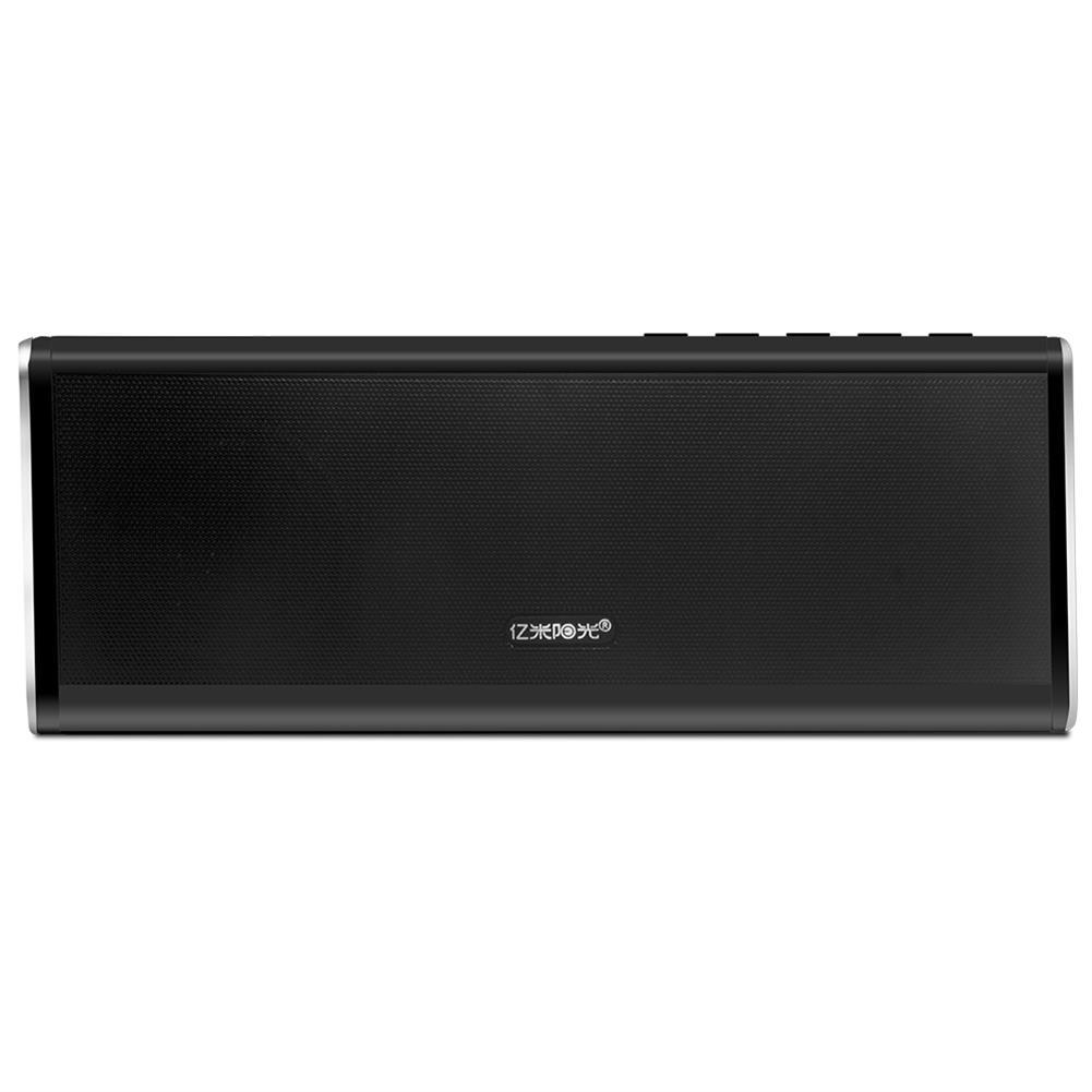 bluetooth-speakers-Haynie PN-19 Bluetooth Speaker Super Bass 20W 4000mAh Battery Portable Metal HIFI - Black-Haynie PN 19 Bluetooth Speaker Super Bass 20W 4000mAh Battery Portable Metal HIFI Black 2