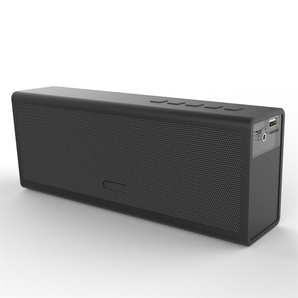 bluetooth-speakers Haynie PN-19 Bluetooth Speaker Super Bass 20W 4000mAh Battery Portable Metal HIFI - Black Haynie PN 19 Bluetooth Speaker Super Bass 20W 4000mAh Battery Portable Metal HIFI Black 6