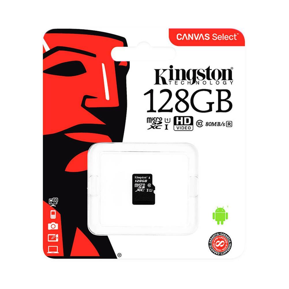 microsd-tf-card Kingston 128GB MicroSD TF Card Kingston 128GB MicroSD TF Card 4