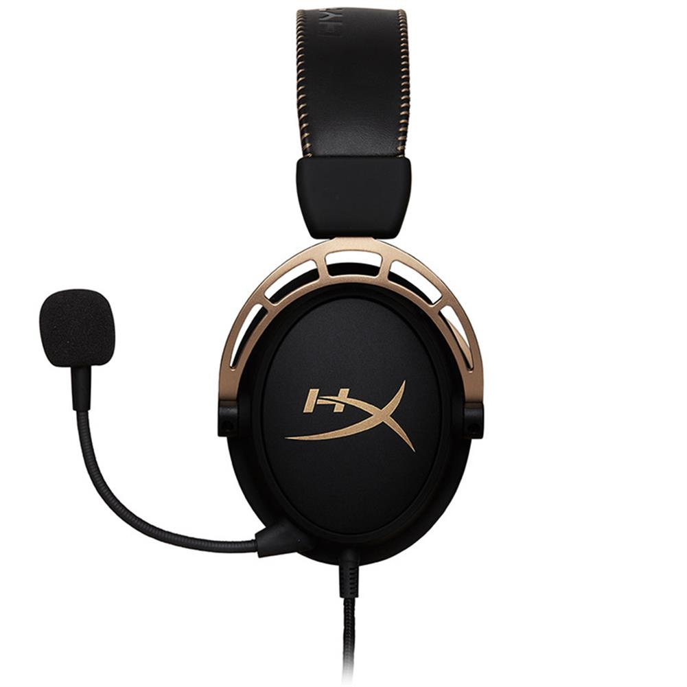 on-ear-over-ear-headphones Kingston HyperX Cloud Alpha Gaming Headset Dual Chamber Drivers Works with PC/PS4/PS4 PRO/Xbox One/Xbox One S -Gold Kingston HyperX Cloud Alpha Gaming Headset Dual Chamber Drivers Works with PC PS4 PS4 PRO Xbox One Xbox One S Gold 1