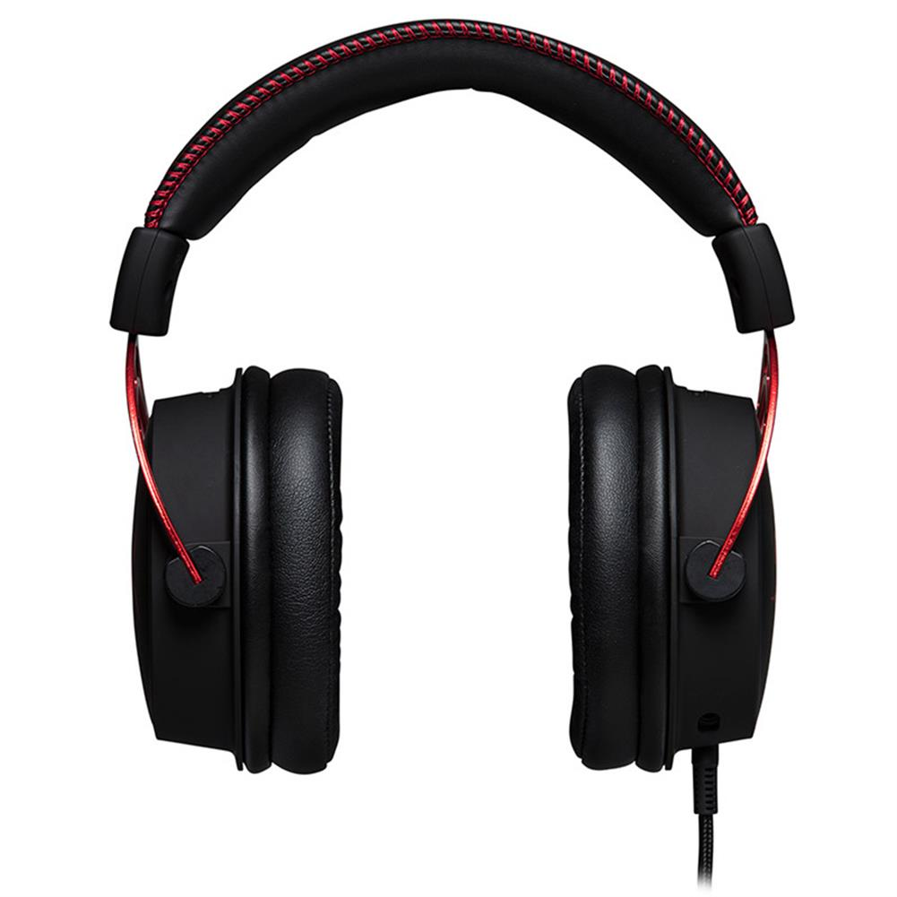 on-ear-over-ear-headphones Kingston HyperX Cloud Alpha Gaming Headset Dual Chamber Drivers Works with PC/PS4/PS4 PRO/Xbox One/Xbox One S - Red Kingston HyperX Cloud Alpha Gaming Headset Dual Chamber Drivers Works with PC PS4 PS4 PRO Xbox One Xbox One S Red 1