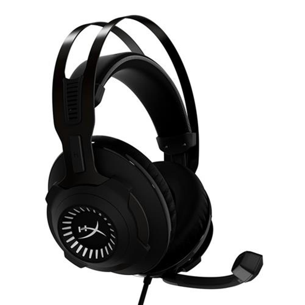 on-ear-over-ear-headphones Kingston HyperX Cloud Revolver S Gaming Headset with Dolby 7.1 Surround Sound for PC/PS4/Xbox One - Black Kingston HyperX Cloud Revolver S Gaming Headset with Dolby 7 1 Surround Sound for PC PS4 Xbox One Black 5