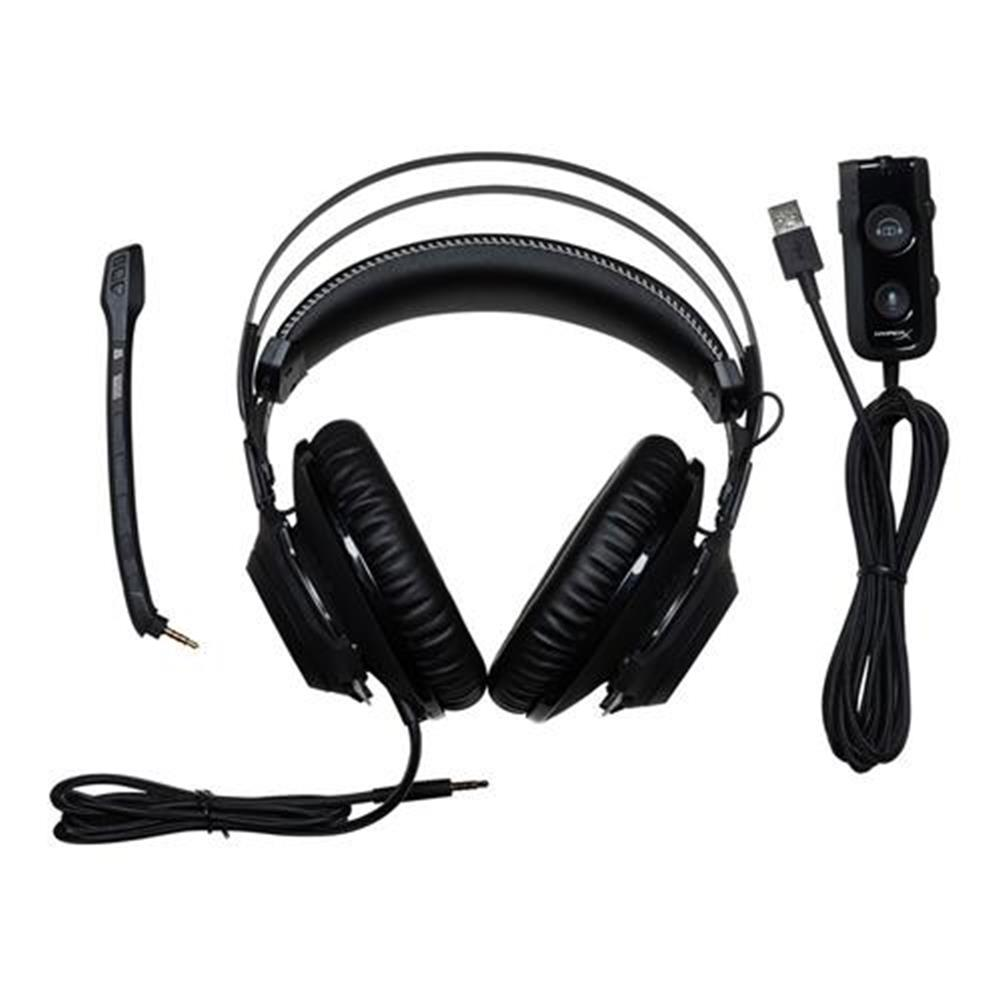 on-ear-over-ear-headphones Kingston HyperX Cloud Revolver S Gaming Headset with Dolby 7.1 Surround Sound for PC/PS4/Xbox One - Black Kingston HyperX Cloud Revolver S Gaming Headset with Dolby 7 1 Surround Sound for PC PS4 Xbox One Black 8