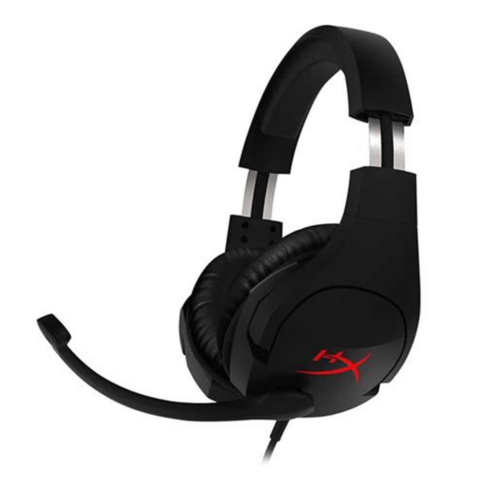 on-ear-over-ear-headphones Kingston HyperX Cloud Stinger PC Gaming Headset with Mic Noise-cancellation - Black Kingston HyperX Cloud Stinger PC Gaming Headset with Mic Noise cancellation Black 5