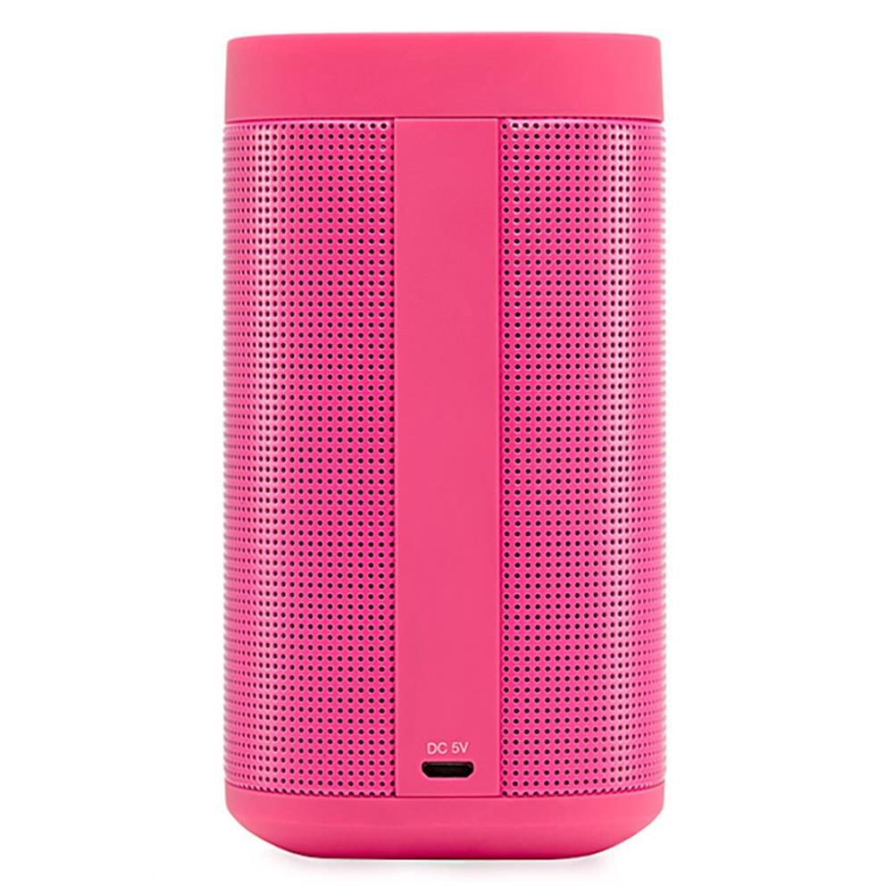 bluetooth-speakers LETV Original Portable Bluetooth Wireless Stereo Speaker Outdoor Sport Mp3 Player Super Bass For Smartphone - Pink LETV Original Portable Bluetooth Wireless Stereo Speaker Outdoor Sport Mp3 Player Super Bass For Smartphone Pink 1