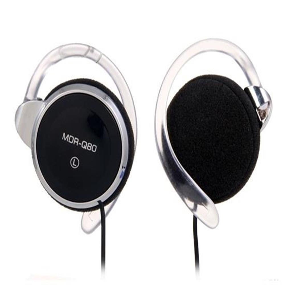 on-ear-over-ear-headphones-MDR-Q80 3.5MM 90 DB On-Ear Wired Headphone For MP3 Players - Black-MDR Q80 3 5MM 90 DB On Ear Wired Headphone For MP3 Players Black