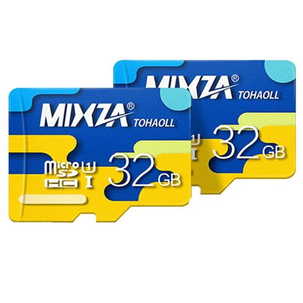 microsd-tf-card MIXZA TOHAOLL Class10 SDHC Micro SD External Memory Card TF Card Color Series for Phones Tablets - 32GB MIXZA TOHAOLL Class10 SDHC Micro SD External Memory Card TF Card Color Series for Phones Tablets 32GB
