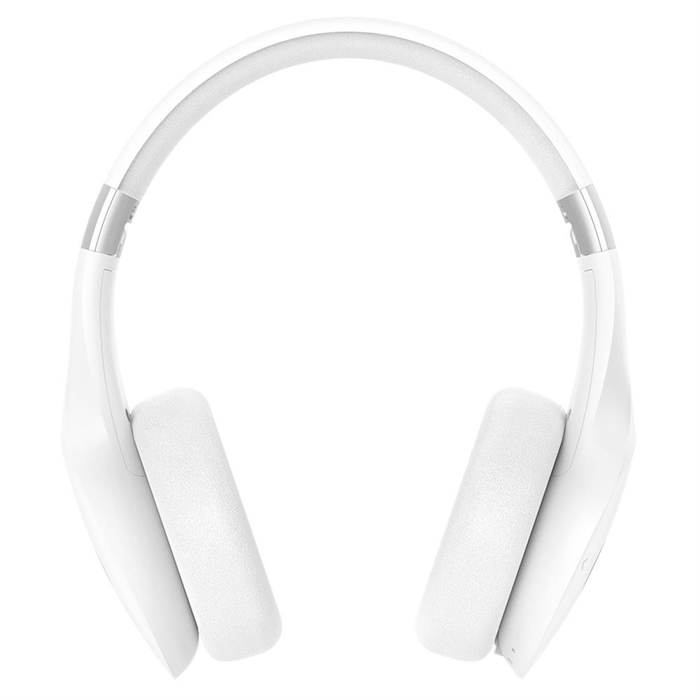 on-ear-over-ear-headphones Motorola Pulse Escape + Bluetooth Over-Ear Headphones - White Motorola Pulse Escape Bluetooth Over Ear Headphones White