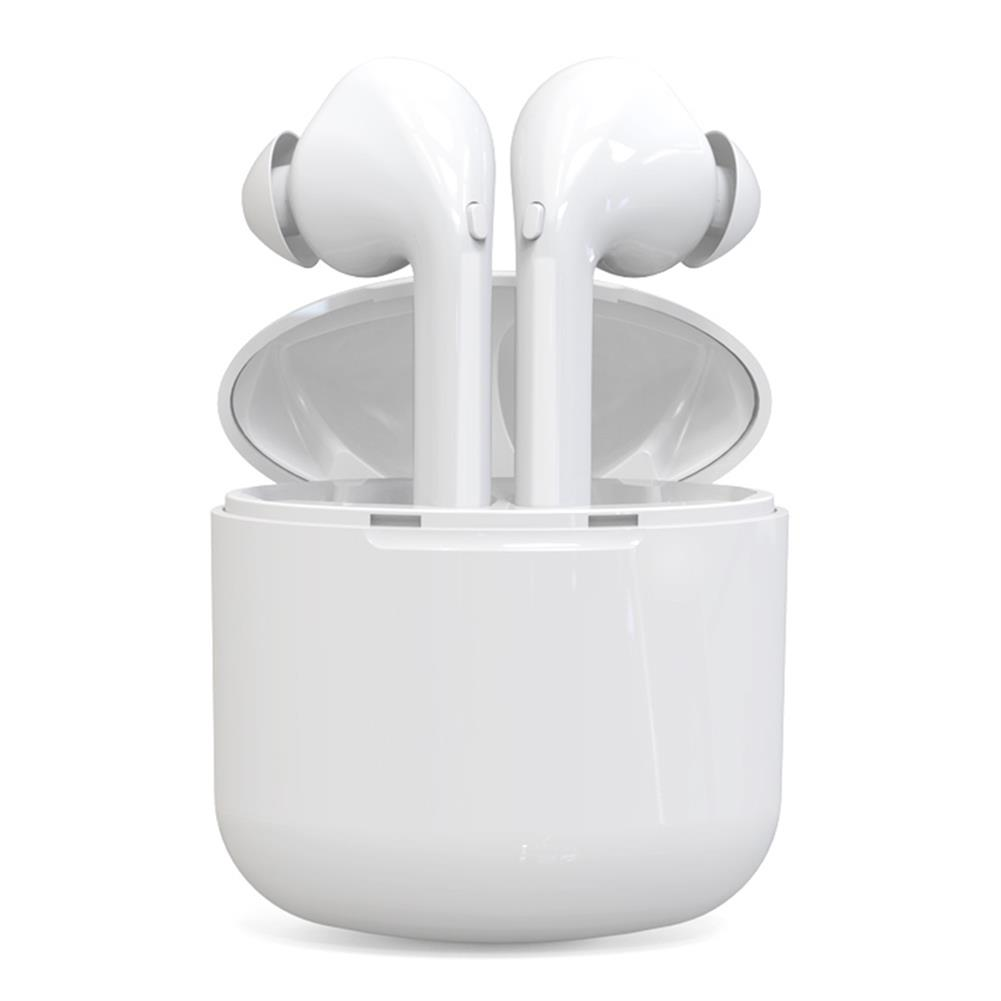 earbud-headphones-Myinnov MKJI9x TWS Dual Bluetooth 5.0 Earbuds About 4 Hours Working Time - White-Myinnov MKJI9x TWS Dual Bluetooth 5 0 Earbuds About 4 Hours Working Time White