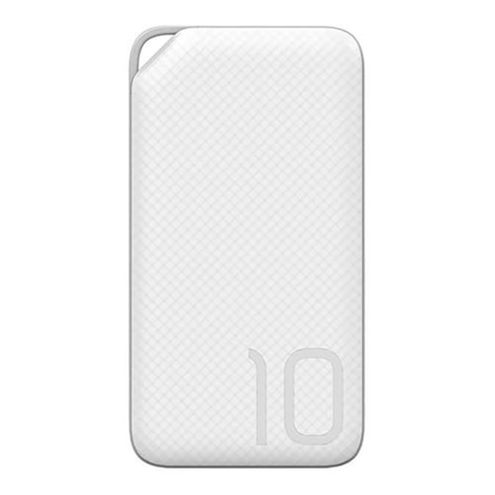 power-bank-Original Huawei Honor AP08Q Portable 10000mAh Power Bank Qualcomm Certification Quick Charge 2.0 Type-C & Micro USB Input - White-Original Huawei Honor AP08Q Portable 10000mAh Power Bank Qualcomm Certification Quick Charge 2 0 Type C amp Micro USB Input White