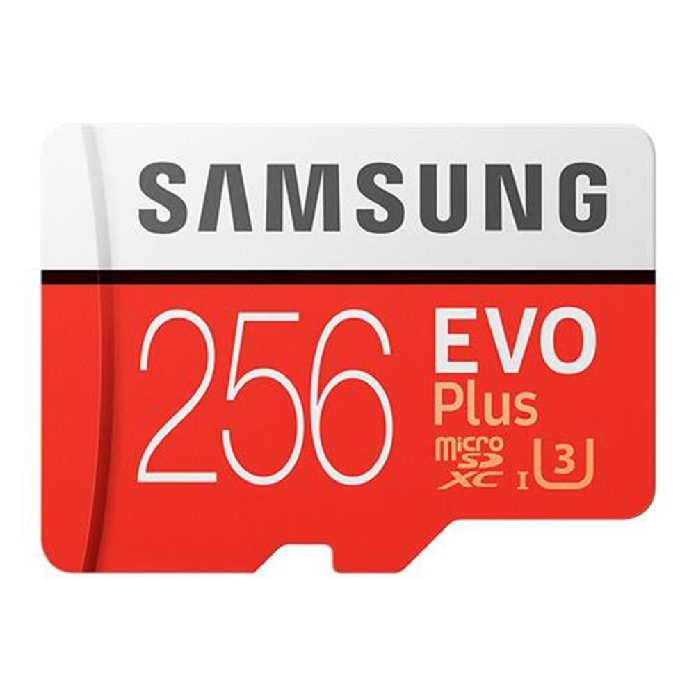 microsd-tf-card-Original Samsung EVO Plus UHS-3 256GB Micro SDXC Memory Card-Original Samsung EVO Plus UHS 3 256GB Micro SDXC Memory Card