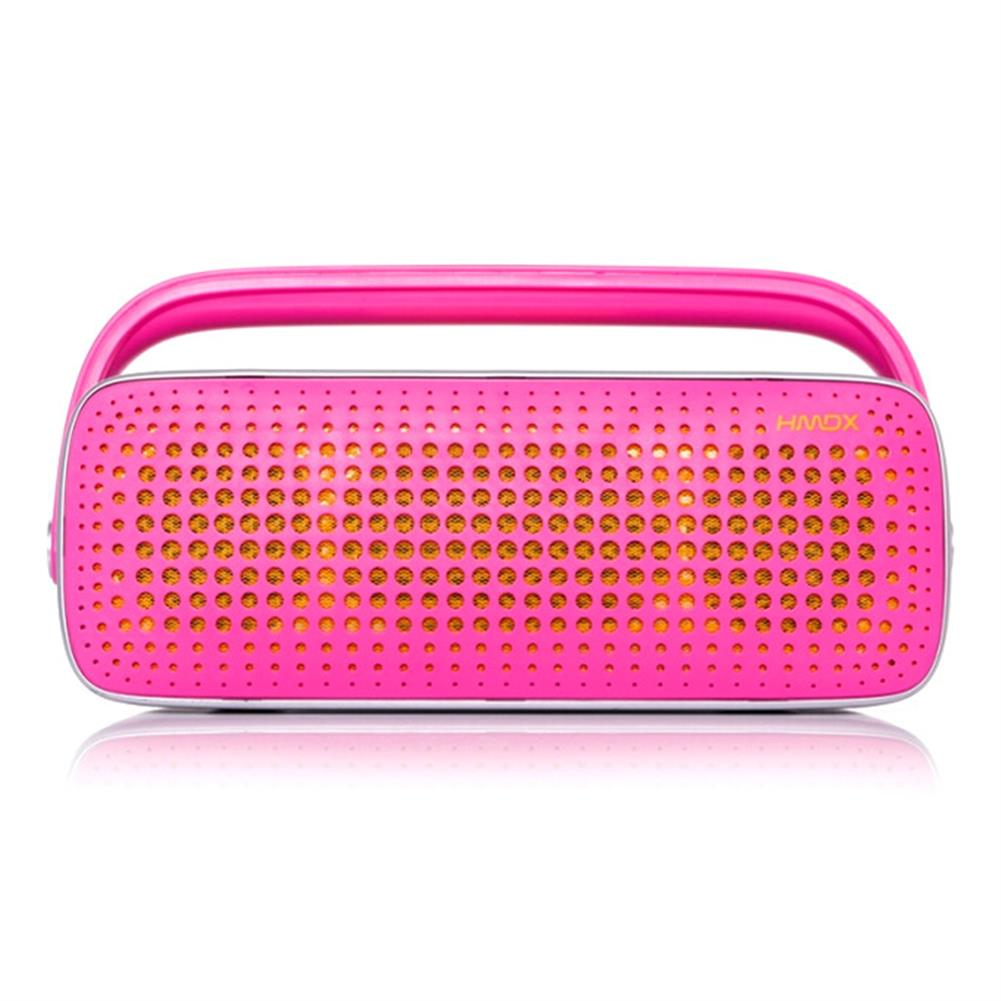 bluetooth-speakers Original XIAOMI Jam Blast Wireless Bluetooth Speaker Handsfree Surround Stereo Music Player with AV Interface - Pink Original XIAOMI Jam Blast Wireless Bluetooth Speaker Handsfree Surround Stereo Music Player with AV Interface Pink 1